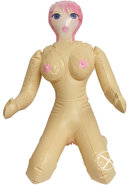 Lil Barbi Love Doll With Real Skin Vagina Inflatable Doll -...