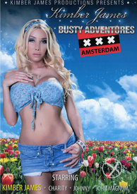 Kimber James Busty Adv Amsterdam